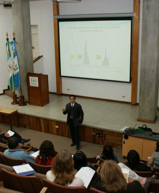 Programa de Formación en Epidemiología y Salud Pública